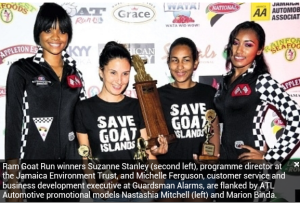 - Jamaicaobserver.com (Monday, November 25, 2013)