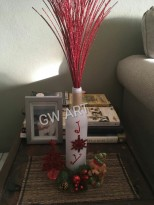 GW Art bringing JOY to Homes at Christmas!