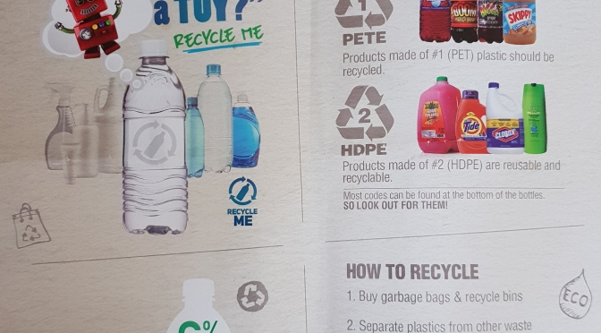 Recycling Tips from Wisynco