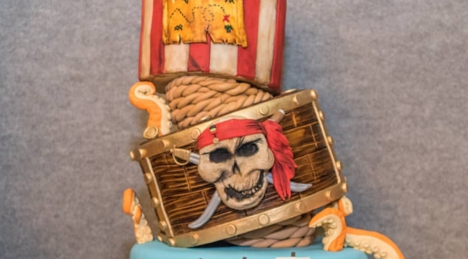 Winners and Highlights from the Sweetart Bake Expo!