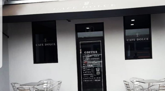 Fromage Owners Open another Cafe Dolce at KIG, Spanish Town Road!