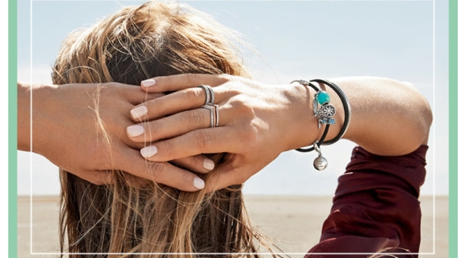 FREE Ring, Earring or Leather Bracelet Promotion is ON for Pandora!