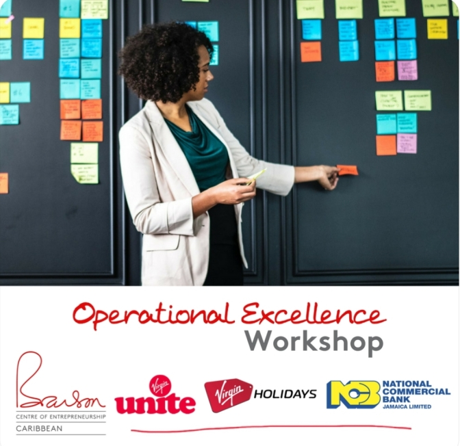 Register for Branson's Workshop for Creating Operational Excellence!