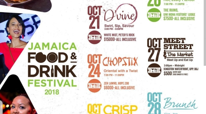 Save the Date Foodies!