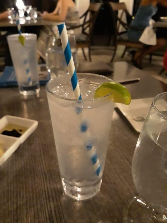Paper Straws at Sandals Resorts across the Caribbean