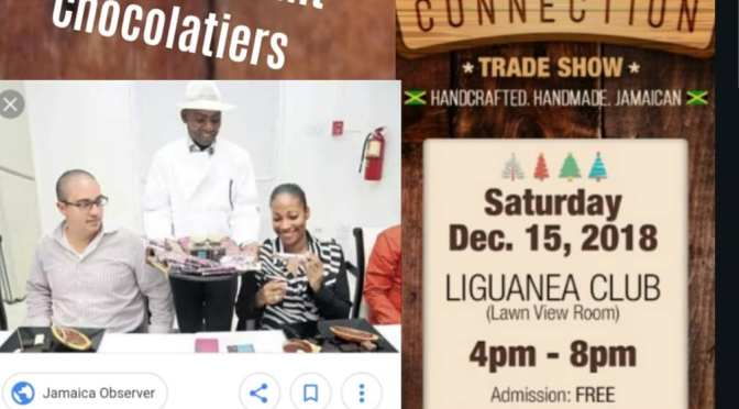 Connect with Mount Pleasant Chocolatiers December 15 at SL Christmas Connection!