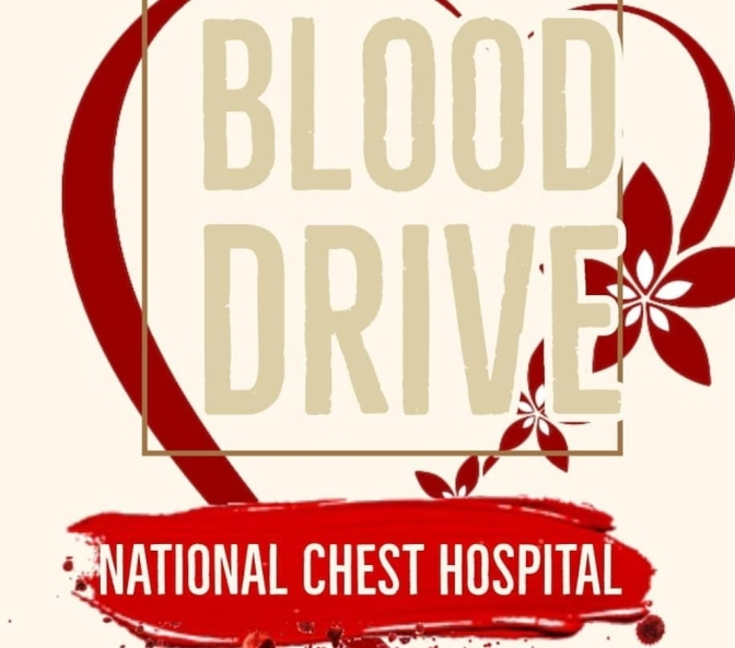 Join Rotaract in Giving Blood to Save Lives Tomorrow!