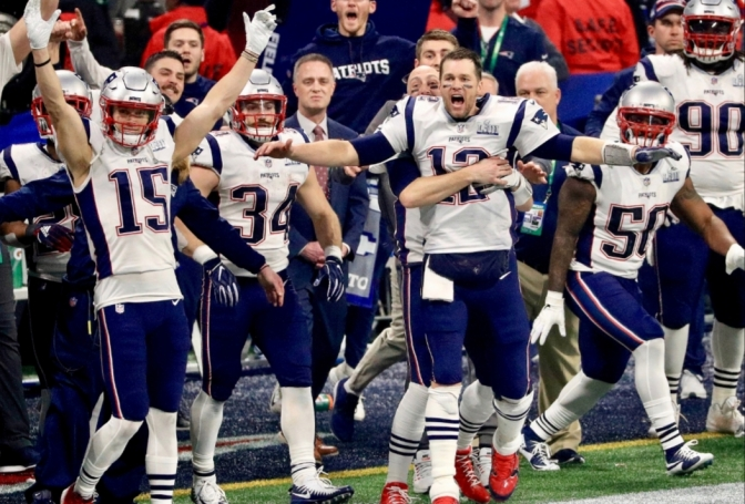 Patriots Win their 6th Ring in a Snooze of a Super Bowl