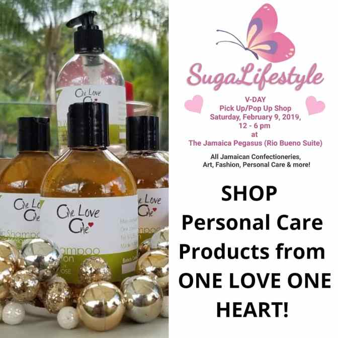 Shop Handmade Beauty Products TODAY at SL's V-Day Pop Up Shop!