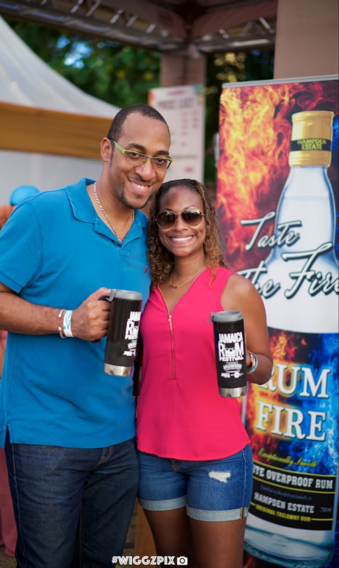 How was Jamaica's 1st Rum Festival and have you Recovered?!