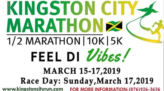 Registration for Kingston City Marathon Extended to Tomorrow!
