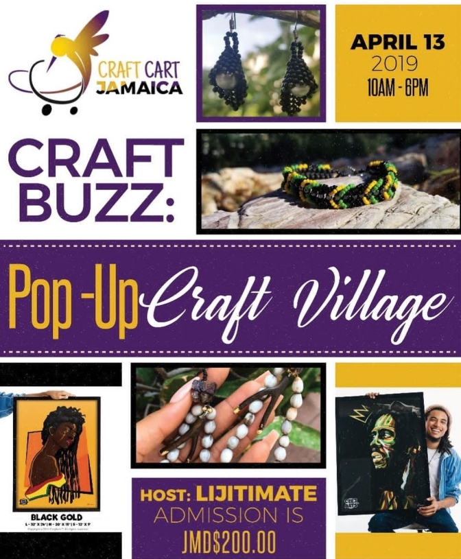 Save the Date for this Craft Village!