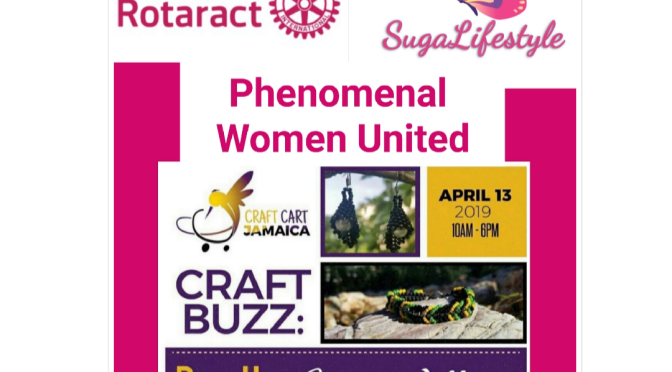 Check out Phenomenal Women United Tomorrow!