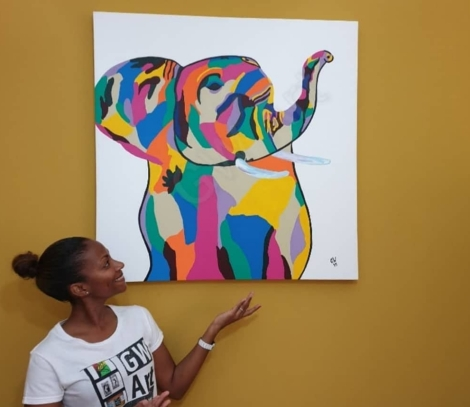 'Elephant in the Room' commissioned to be supersized from original version.