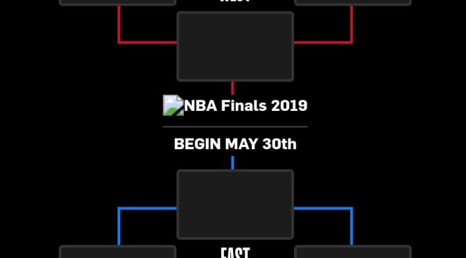 The NBA Playoffs are on and Poppin!