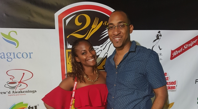 Suga's Highlights from the 21st Table Talk Jamaica Observer Food Awards!