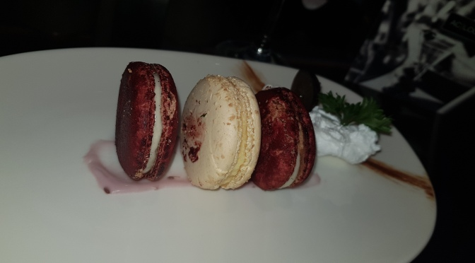 TGIF to these Macarons from the Newest Hot Spot in Town!