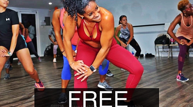 Yah Suh Fitness is having a FREE Open day Today!