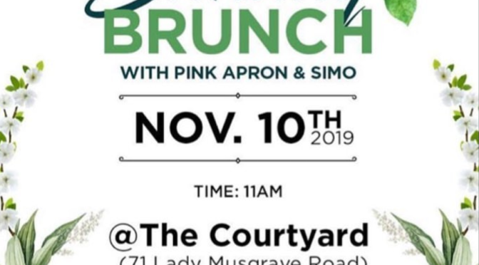 The Place to Brunch this Sunday!