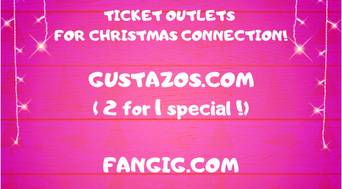 2-for-1 Specials for Christmas Connection on GUSTAZOS.COM NOW!