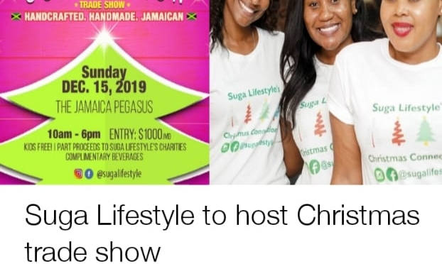 In Loop News (Business): Suga Lifestyle to host Christmas Trade Show!