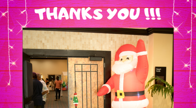 #tbt & Suga Lifestyle THANKS YOU for another Successful staging of SL Christmas Connection!