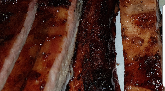 There is a NEW Spot to Pig Out on Ribs in Town!