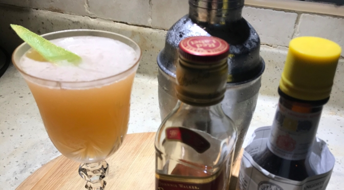 Try making the Suga Pink Whisky for the Weekend!