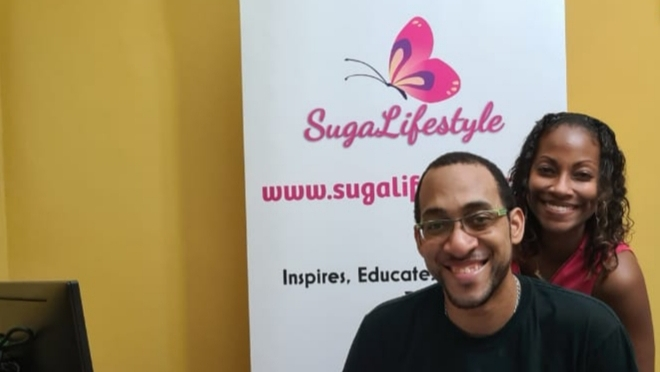 Thanks for Tuning in to Suga Lifestyle Executing JMEA's Buy JAMAICA Live Exhibit Episode 2 Last Night!