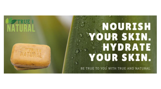 Nourish and Hydrate your Skin with True and Natural Soaps Made in Jamaica!