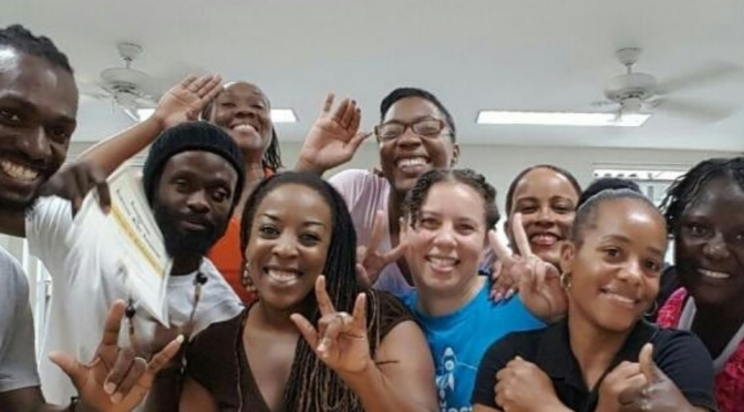 PAH! Bridging the Gap Jamaican Sign Language Courses are Back by Popular Demand!