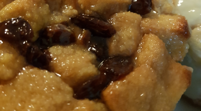 TGIF to Mouth-Watering, Delicious Bread Pudding from The Bread Pudding Factory!